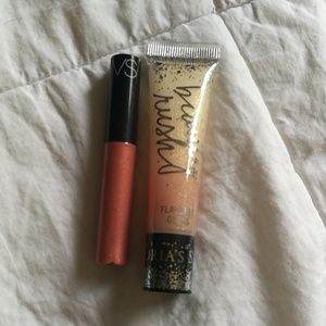 Two Victoria's secret lip glosses